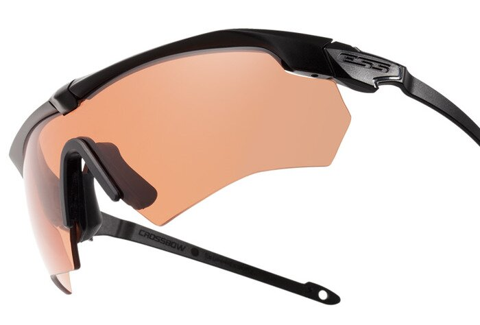 Strelecké okuliare ESS Crossbow Suppressor HDC ONE a6aa539a4f4