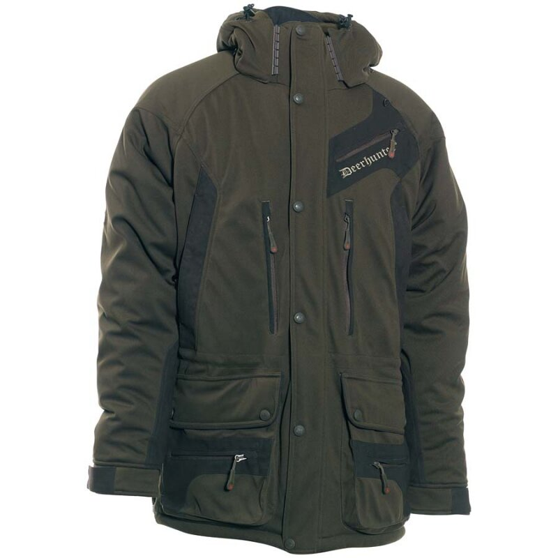 Deerhunter Muflon Jacket - zimná poľovnícka bunda 6b7a21e21d6