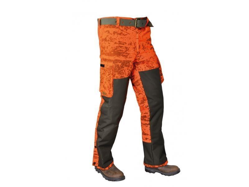 f0aa4601cb64 Univerzálne reflexné kevlarové nohavice HUBERTUS do pohonu