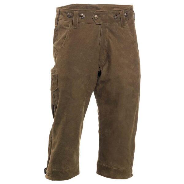 25f3d8278 Deerhunter Strasbourg Leather Breeks - krátke kožené nohavice
