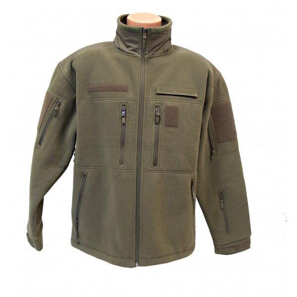 2eac71b8b Poľovnícka bunda GURKHA zelená