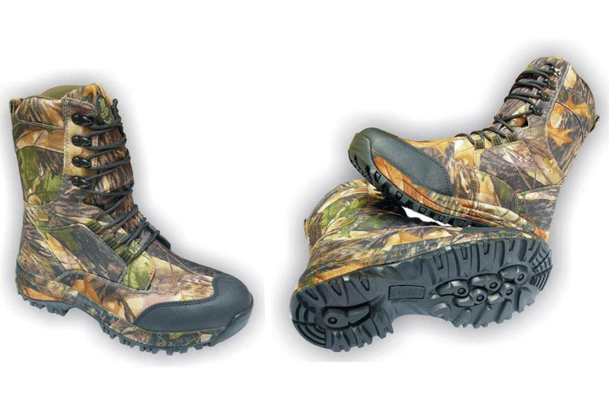 86c0c5cce9abf Poľovnícka obuv High Top Thinsulate - hardwood