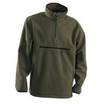 DEERHUNTER NEW GAME BONDED FLEECE ANORAK - FLÍSOVA MIKINA
