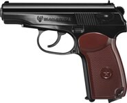 Pištoľ CO2 Legends Makarov, kal. 4,5mm BB