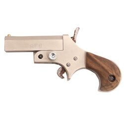 "Flobertka Derringer ELF 2"" kal.22, nickel"