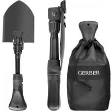 Lopatka GERBER GORGE FOLDING SHOVEL
