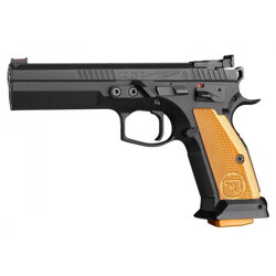 CZ 75 TACTICAL SPORTS ORANGE