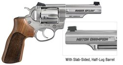 Ruger GP100 Match Champion 1754 (KGP-141-MCF), kal. .357Mag.