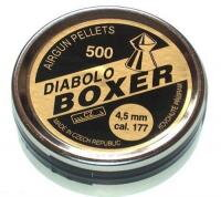 Diabolo BOXER 4,5mm 500ks