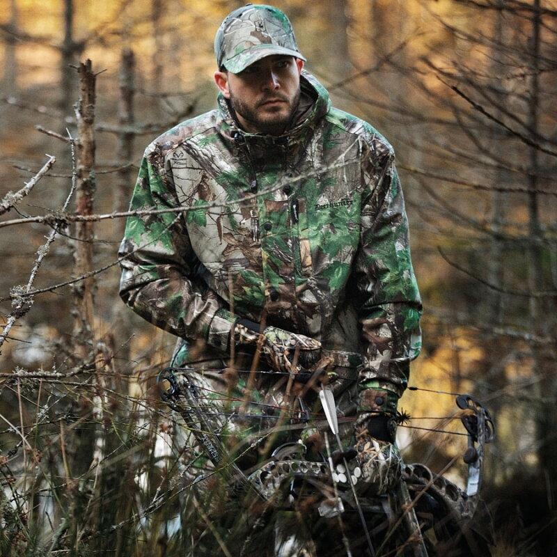 769e060974123 Deerhunter Avanti Fleece Jacket APG- kamuflážna flísová bunda
