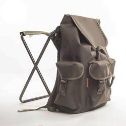 29b7ea7dc81 Poľovnícky ruksak so stoličkou 35 litrov - vyrobené na Slovensku