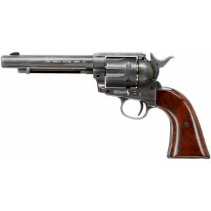 "Revolver CO2 Colt SAA .45-5.5"" antique, kal. 4,5mm BB"