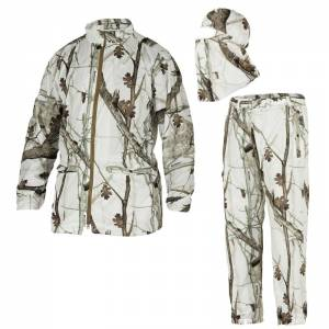 Deerhunter Snow Camo Pull-over Set - snežná kamufláž