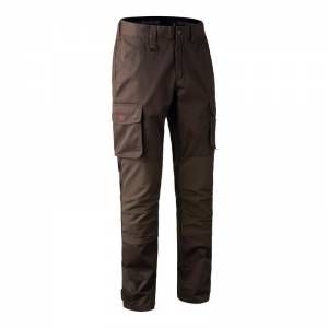 Deerhunter Rogaland Stretch Trousers Green - nohavice