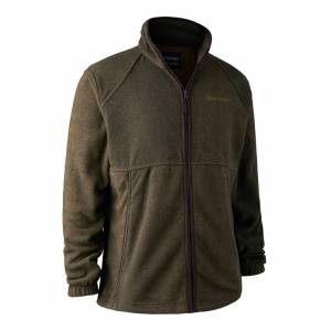 Deerhunter Wingshooter Fleece Jacket Green- bunda