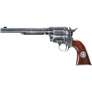 "Revolver CO2 Colt SAA .45-7.5"" US Marshal, kal. 4,5mm BB"