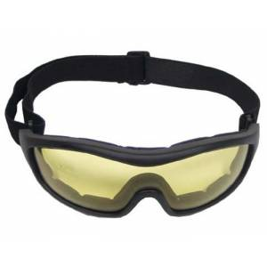 Okuliare ochranné  quot Moutain quot  MFH 25533 so žltým zorníkom 63846e82bda