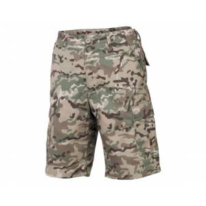 Nohavice BDU short R/S MFH 01503X - operation camo