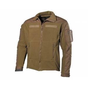 "Bunda fleece ""Combat"" MFH 03811R - coyote"