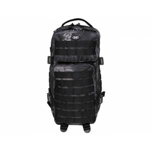 "Ruksak ""US ASSAULT I"" 30L MFH 30333N - snow black"