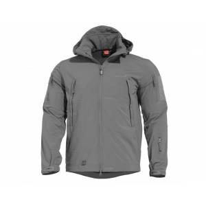 "Bunda Softshell ""PENTAGON"" ARTAXES Level V - WG šedá"