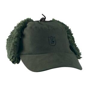3256d5496 G WINTER HAT - ZIMNÁ ČIAPKA zelená