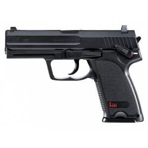 Pištoľ CO2 Heckler & Koch USP, kal. 4,5mm BB