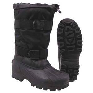 d6fe086c8c09 Poľovnícka obuv zateplená Fox do -40°C - čierne