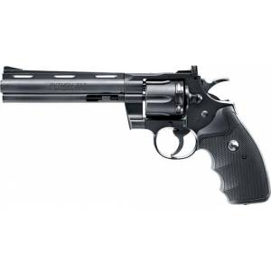 "Revolver CO2 Colt Python .357 6"" black, kal. 4,5mm diab./BB"