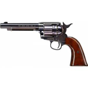 Revolver CO2 Colt SAA .45 čierny, kal. 4,5mm BB