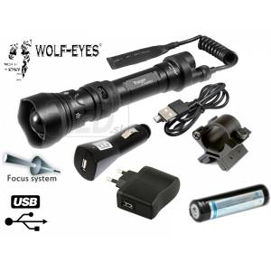 Wolf-Eyes Ranger XP-L HI V2 Full Set