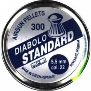 Diabolo STANDARD 5,5mm 300ks